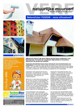 Technostuc_FusionSilicaat_blad 141113