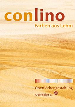 Brochure leemafwerkingen Duits