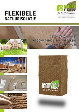 Natureflex Jute Premium infoblad